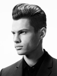 American Crew Finds Hair Inspiration with Elvis Presley                                                                                                                                                     More