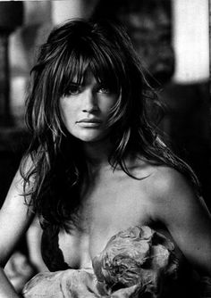 Helena Christensen | wild at heart | free | hippy | love | model | beautiful | fashion shoot | naked | nude | amazing | www.republicofyou.com.au