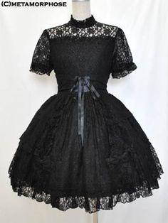Meta OP | #lolita #fashion #metamorphose