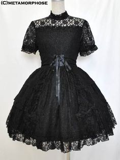Meta OP   #lolita #fashion #metamorphose