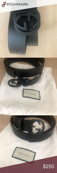 Gucci belt worn