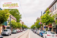 """Media, Pennsylvania is one of Apartment Therapy's """"Coolest Suburbs in America. Moving Across Country Tips, Places In New York, Rose Trees, State Street, Beautiful Family, Small Towns, East Coast, Travel Usa, Pennsylvania"""