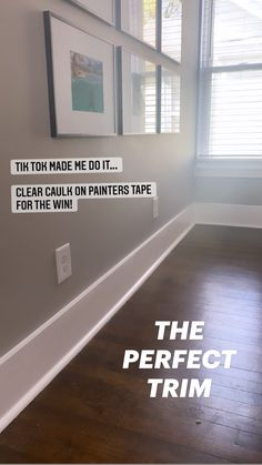 Home Improvement Projects, Home Projects, Paint Colors For Living Room, Room Paint, Painting Room Tips, Painting Trim, Diy Home Repair, Home Upgrades, Home Repairs