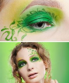 Design Eye Fantasy Fairy Makeup | Curly Fairies & Nymphs for Halloween