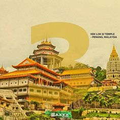 In another 3 days, we will be holding our Recognition Day for Singapore, Malaysia & Brunei in Penang, Malaysia. While you are there, do take a trip to the Kek Lok Si Temple. Touted as one of the biggest Buddhist temples in Malaysia, Kek Lok Si houses a bronze statue of the Guan Yin (tallest in the world). And don't forget to visit the 7 storey main Pagoda as well which combines the architecture from Chinese, Thai & Burmese.
