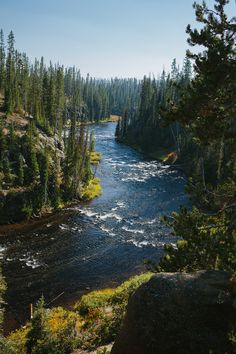 Snake River, West Yellowstone | Montana