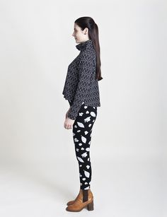 Edelweuss leggings by Nouki.