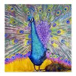 Peacock Dance Bathroom Shower Curtain    This joyful peacock design will have you singing in the shower.  Are you looking for that final touch in your bathroom to really bring the room together? Well this brings down the curtain! Add some flair to your bathroom decor with a new shower curtain. great decorating idea!