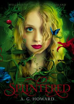 splinterd | Splintered by A. G. Howard