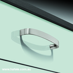 Häfele creates it's furniture handle collection: designs and finished for every taste Furniture Handles, Pocket Doors, Cabinet Makers, Industrial Furniture, Hardware, Model, Collection, Color, Design