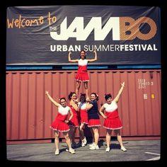 To the Jambo!!!