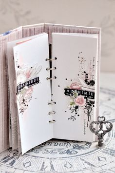 Mini Books, Scrap Books, Mini Albums Scrapbook, Elizabeth Craft Designs, Travelers Notebook, Junk Journal, Illustrations, Book Art, Cards