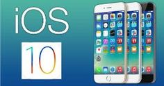 Apple Announces iOS 10, Here are the New Features by chandrasekhar