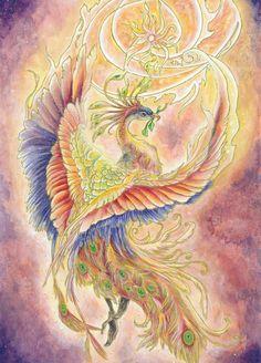 Phoenix by dreamstone on DeviantArt