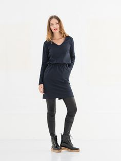 • MISS GREEN A/W 15 Dress for less with Tess •