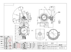 Butterfly Valve, 3d Drawings, Autocad, Diagram, Art, Mechanical Design, Art Background, Kunst, Art Education