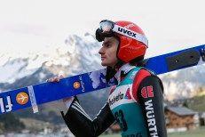 Richard Freitag | FIS Skispringen Weltcup | Engelberg / Schweiz | Fotograf Kassel http://blog.ks-fotografie.net/pressefotografie/weltcup-skispringen-engelberg-schweiz-2014-pressebildarchiv/