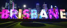 Brisbane, Australia at a Glimpse