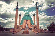 Mosquée, Kazakhstan_