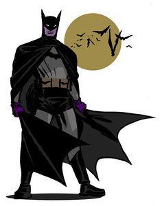 Batman//Darwyn Cooke/C/ Comic Art Community GALLERY OF COMIC ART