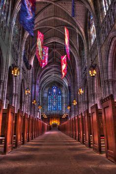 Princeton University Chapel, Princeton NJ