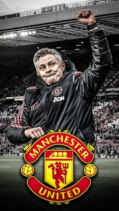 Manchester United Football Club Phone/Tablet wallpapers - Old Trafford - English Premier league - Red Devils - MUFC - Ole Gunnar Solskjær Manchester Logo, Manchester United Wallpaper, Manchester United Players, Man Utd Fc, United We Stand, English Premier League, Football Wallpaper, Old Trafford, Man United