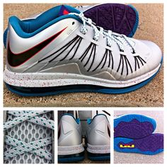 Nike Air Max LeBron X Low #Eastbay #Basketball #Shoes