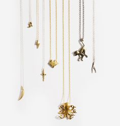 layering necklaces ++