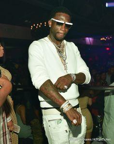 Keyshia Ka'oir And Drake Party At Gucci Mane's Homecoming After ...