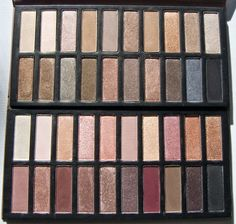 #DUPES --- Coastal Scents #Revealed2 Palette: Swatches & Review ( #Reveled Swatches & Review ---> http://www.warpaintandunicorns.com/2013/12/coastal-scents-revealed-palette.html