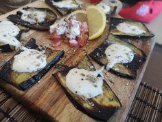 Tahini, Eggplant, Camembert Cheese, Cooking Recipes, Food, Cooker Recipes, Chef Recipes, Eggplants, Meals