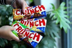 Win: 3x Crunch chocoladetabletten