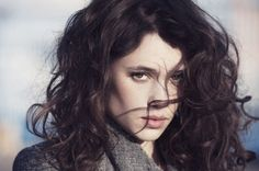 """Àstrid Bergès-Frisbey in """"Jalouse"""" magazine Dark Hair, Brown Hair, Outlander, Pretty People, Beautiful People, Astrid Berges Frisbey, Female Character Inspiration, Style Inspiration, The Victim"""