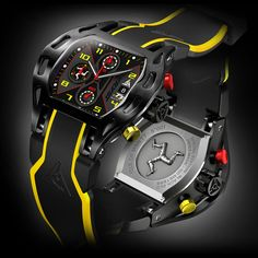 Black swiss watch Wryst Isle of Man TT 2016 available for pre-orders