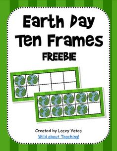 Here is a set of ten framed themed for Earth Day!Enjoy!!Freebie offered under Scrappin Doodle license