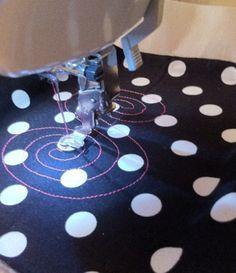 Sew Spoiled: Embroidery Machine Appliqué Tutorial