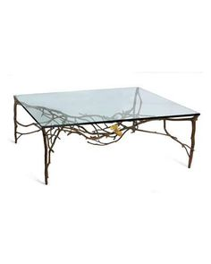 H8HZM Michael Aram Butterfly Ginkgo Coffee Table