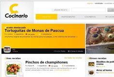 Cocinario, la primera red social de cocina en español Digital Marketing, Restaurants, Social Media, Goal, Social Networks, Create, Cuisine, Restaurant, Diners