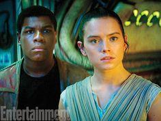 Galaxy Fantasy: Nuevas fotos de Star War: The Force Awakens vistas en EW