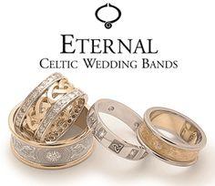 Men\'s Wedding Rings | ... Wedding Ring – Mens Gold Celtic Spiral ...