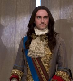Louis Xiv Versailles, Versailles Tv Series, George Blagden, Luis Xiv, Romance, Now And Forever, Music Tv, Telling Stories, Cinematography