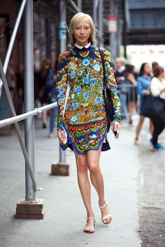 Soo Joo Park - Spring 2015 - New York Fashion Week