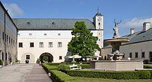 Červený Kameň Castle, Slovakia
