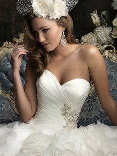 Allure Bridals Style: 8950