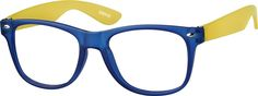 Order online, kids blue full rim acetate/plastic square eyeglass frames model #208316. Visit Zenni Optical today to browse our collection of glasses and sunglasses.
