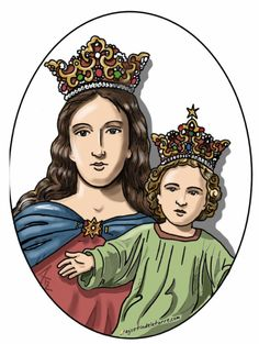 I Love You Mother, Mother Mary, Corpus, Art Thou, Hail Mary, Blessed Virgin Mary, Some Image, Santa Maria, Christ