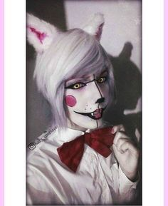 Funtime Foxy cosplay :D