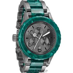 Unisex Nixon The 42-20 Chronograph Watch A037-2097