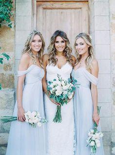 f7c3af0aaa8 Elegant A-line Bridesmaid Dresses Chiffon Long Bridesmaid Dresses kmy501  Amsale Bridesmaid