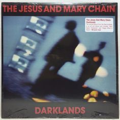 The Jesus and Mary Chain Darklands - 180g LP #Vinyl Record New Sealed